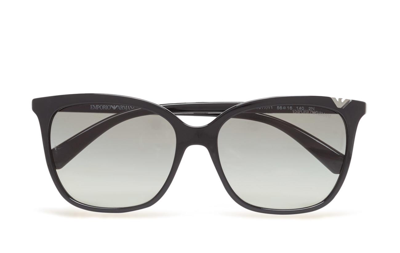 D-frame (Black) (£87) - Emporio Armani Sunglasses | Boozt.com