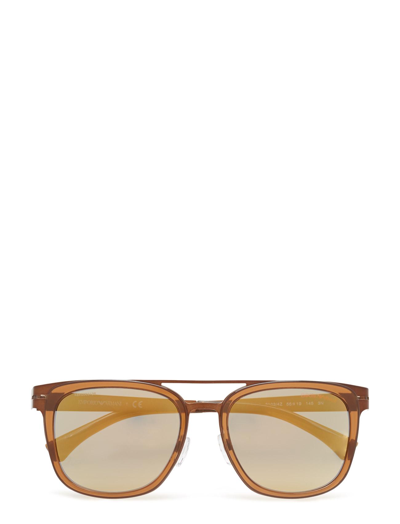 Trend Emporio Armani Sunglasses Accessories til Mænd i