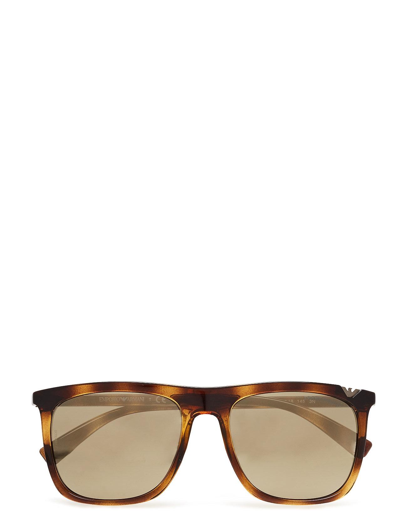 D-Frame Emporio Armani Sunglasses Accessories til Mænd i
