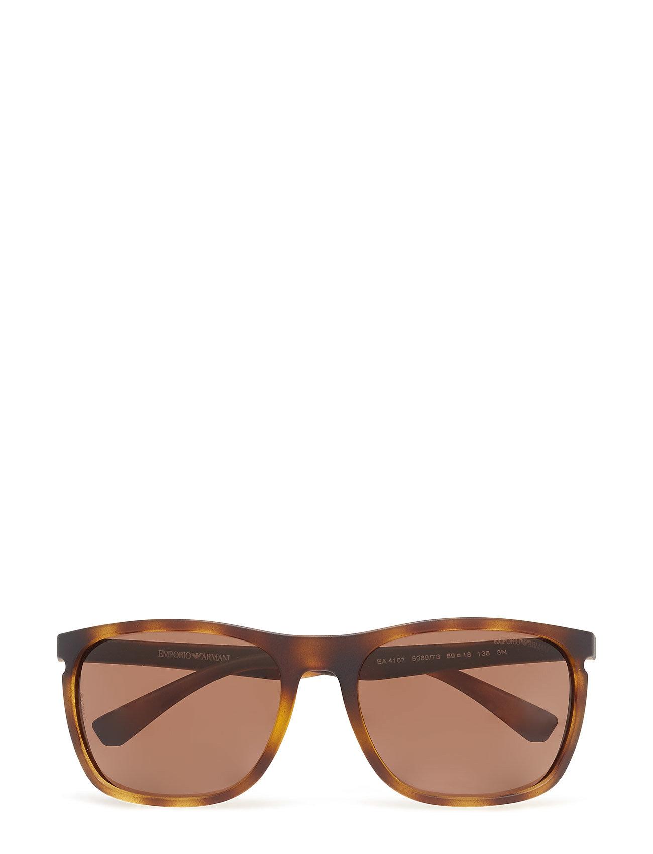 D-Frame Emporio Armani Sunglasses Solbriller til Herrer i