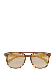 TREND - BROWN RUBBER-GREY MIRROR ROSE GOLD