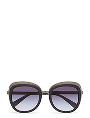 WOMEN'S SUNGLASSES - MATTE GUNMETAL/MATTE BLACK