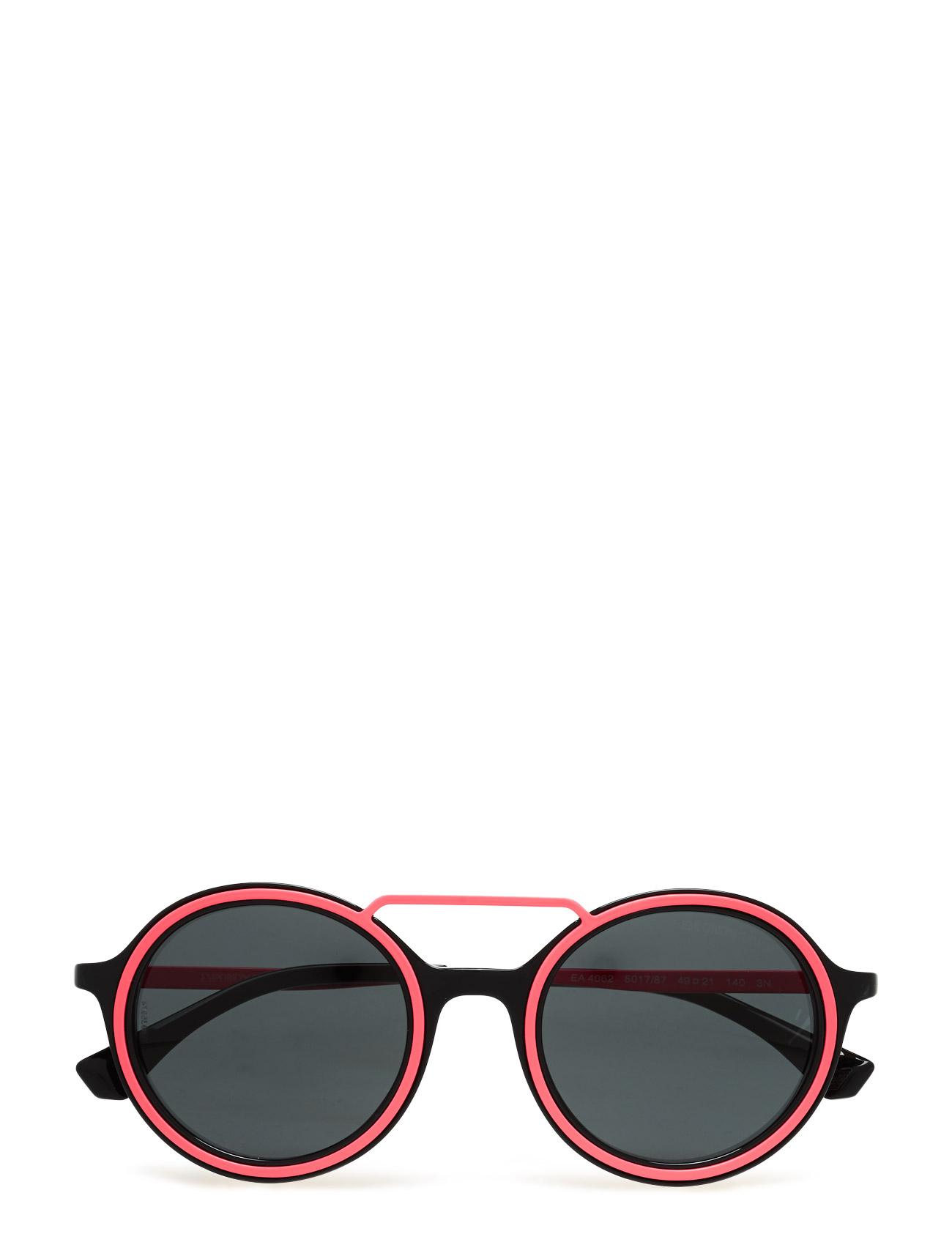 Trend Emporio Armani Sunglasses Solbriller til Damer i Sort