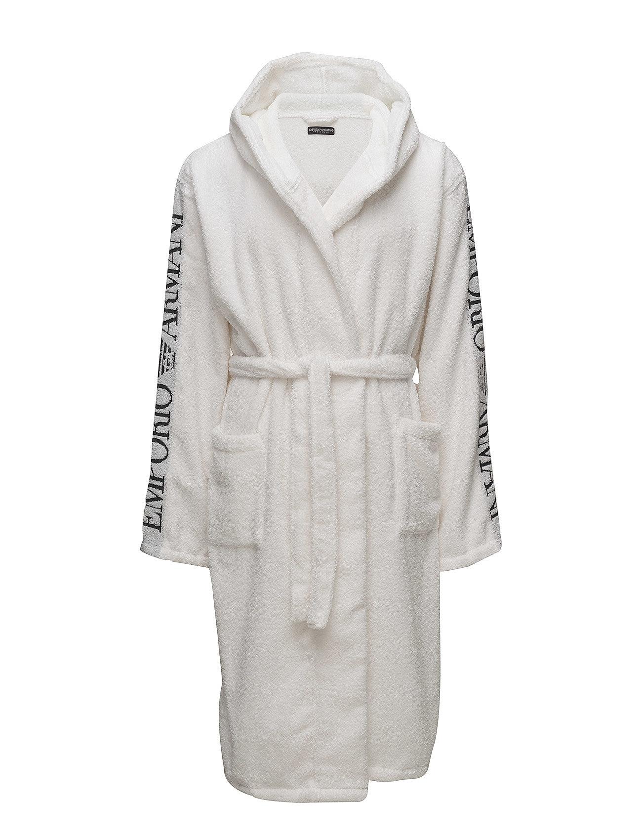 emporio armani – Men's woven bathrobe på boozt.com dk