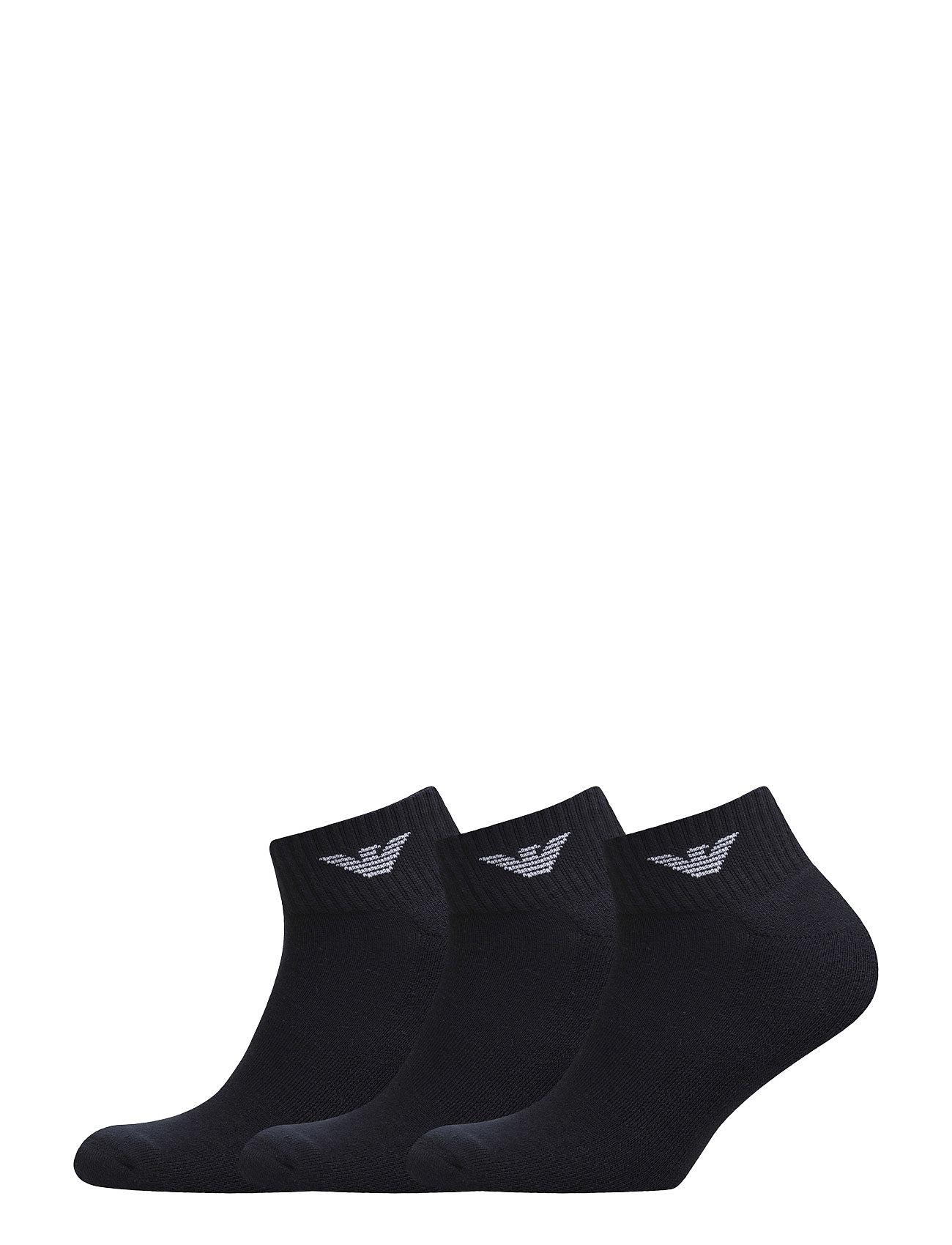 emporio armani – Men's knit short soc fra boozt.com dk