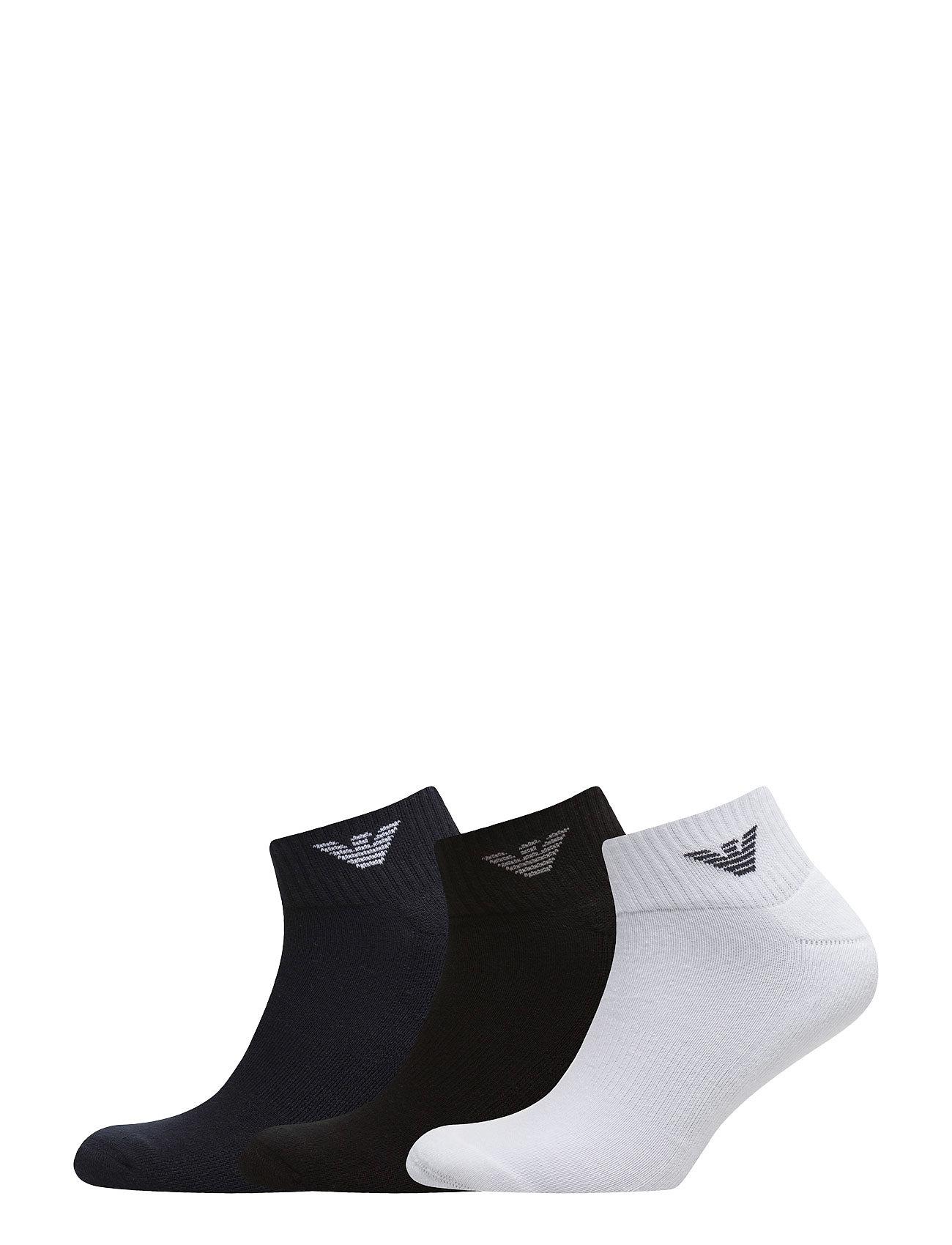 Men'S Knit Short Soc Emporio Armani Undertøj til Mænd i