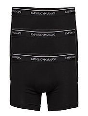 MEN'S KNIT 3-PACK BOXERSHORTS - 21320-NERO/NERO/NERO