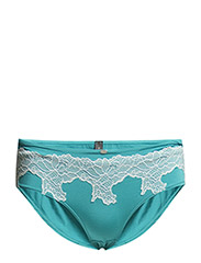 Bottoms - BRIGHT TEAL