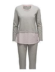 Pyjamas - MEDIUM GREY
