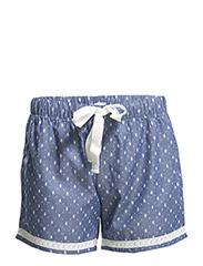 Nightpants - COLUMBINE BLUE