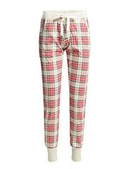 Nightpants - CORAL RED