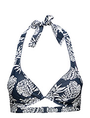 Beach Tops with wire - NAVY