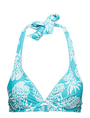 Beach Tops with wire - TURQUOISE