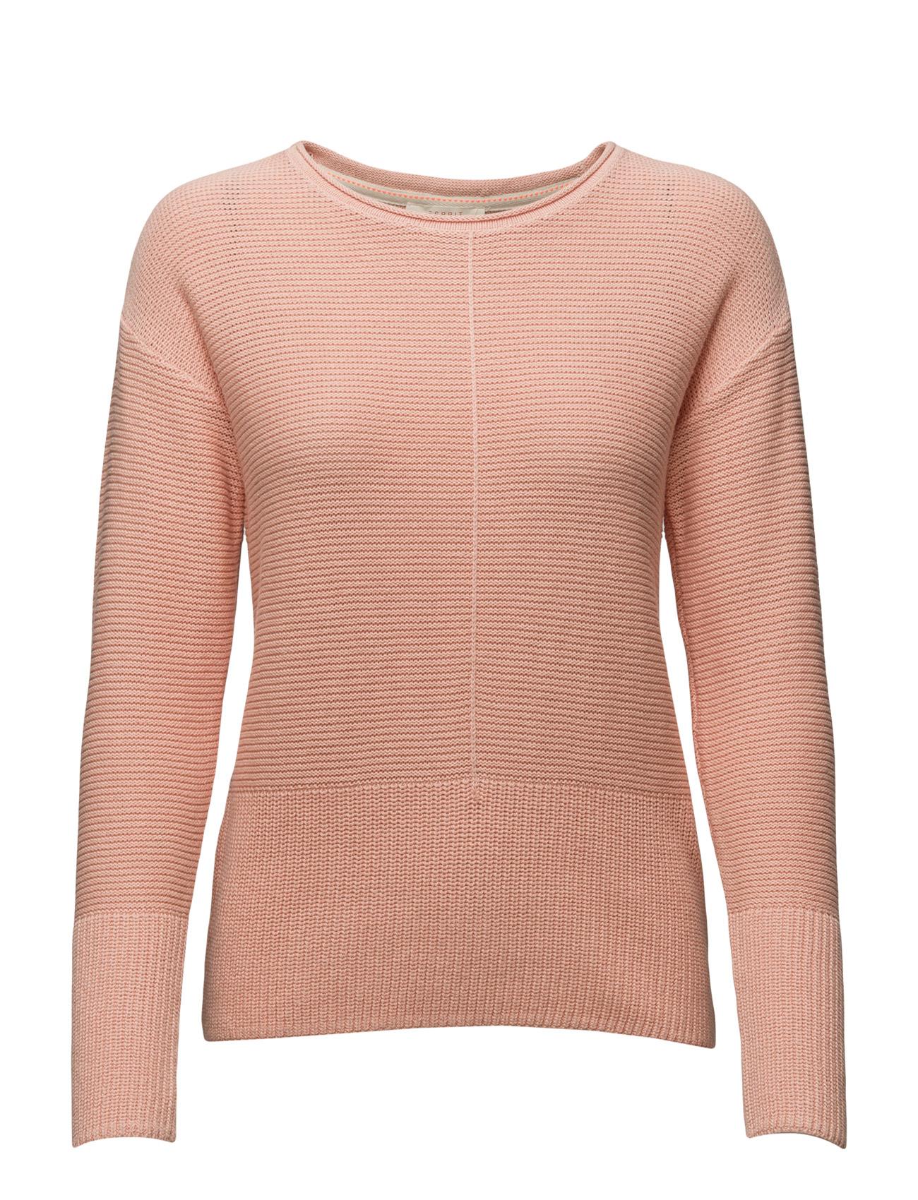 Sweaters Esprit Casual Sweatshirts til Damer i Nøgen