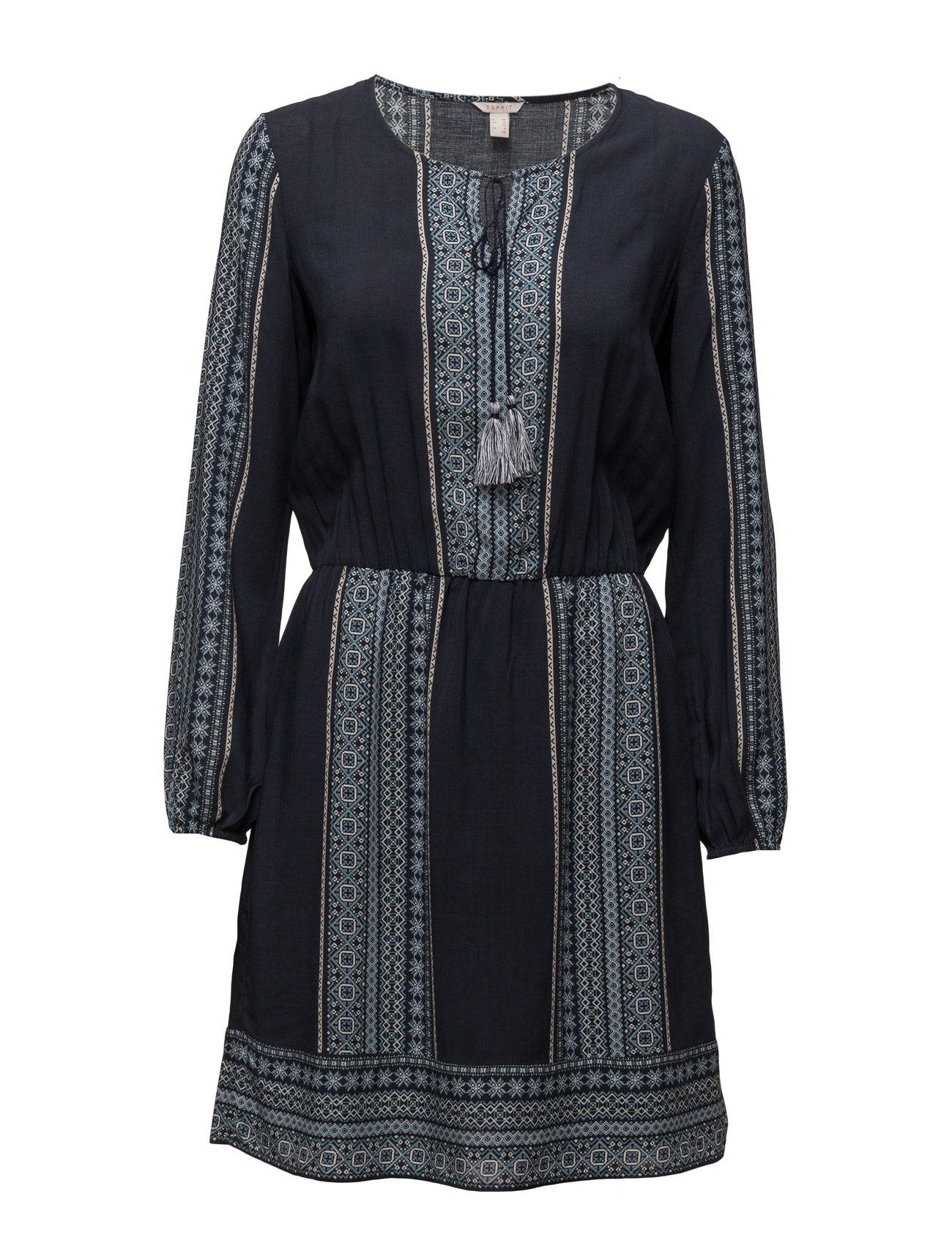 Dresses Light Woven Esprit Casual  til Damer i Navy blå