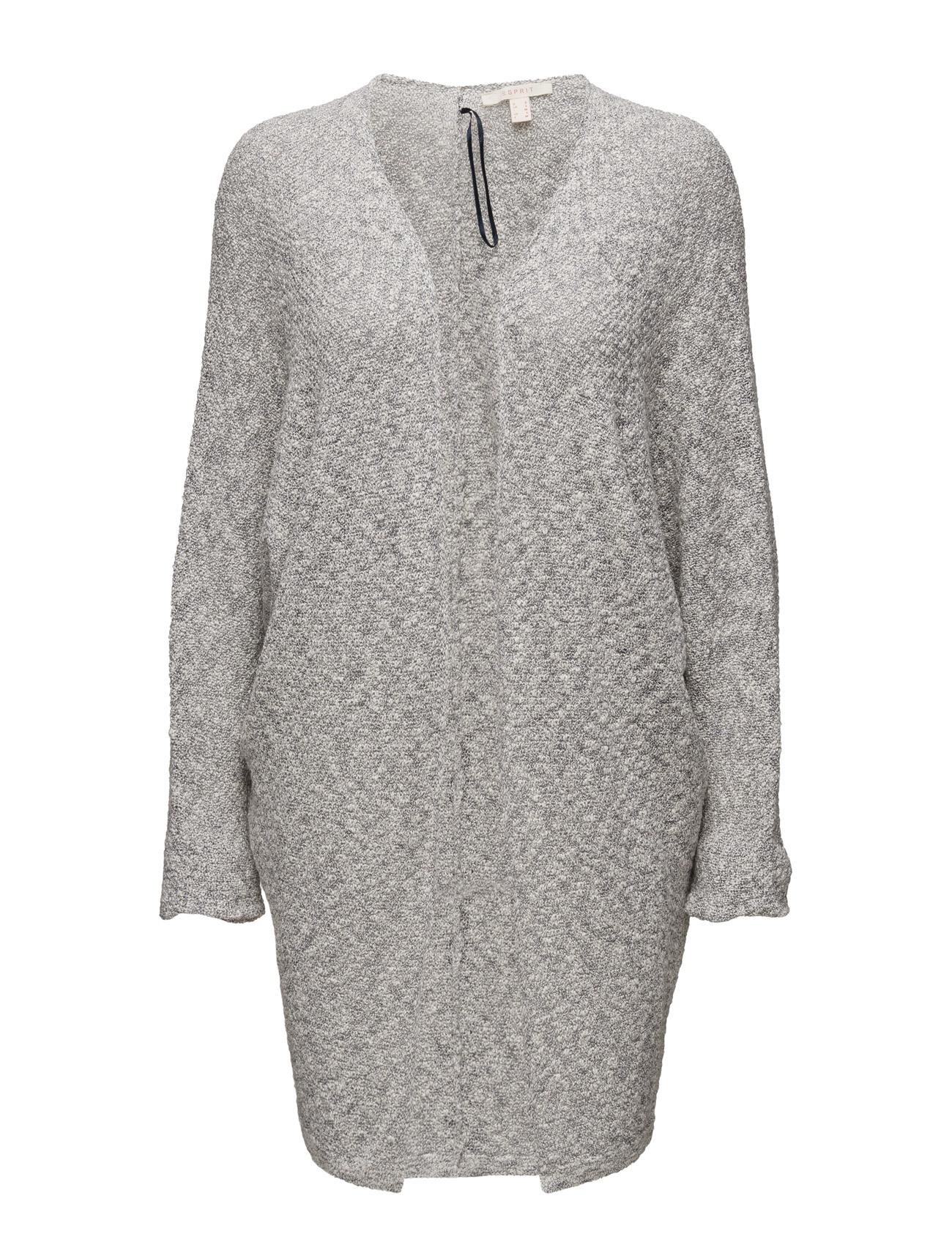 Sweaters Cardigan Esprit Casual Cardigans til Kvinder i Navy 3