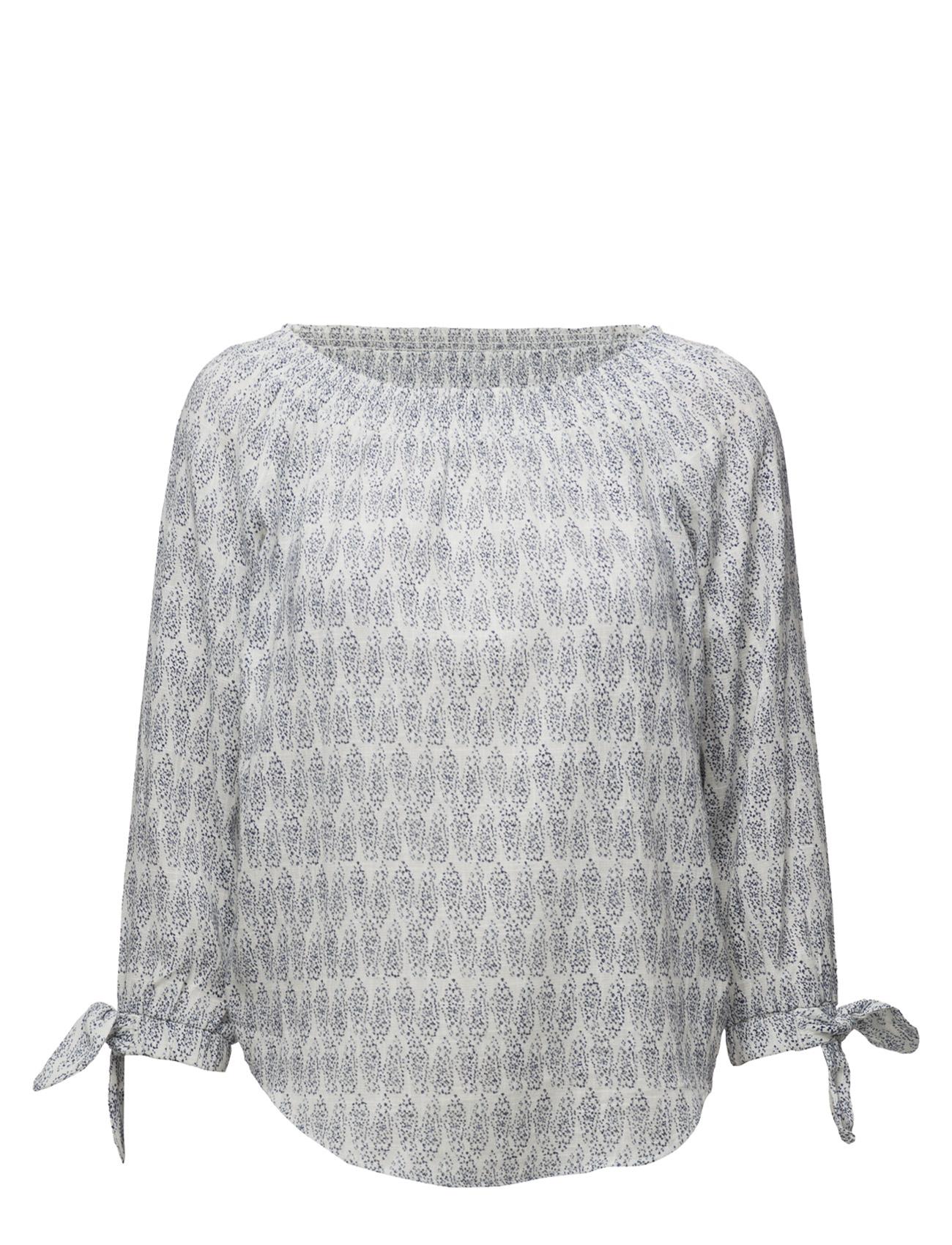 Blouses Woven Esprit Casual Bluser til Kvinder i Off White