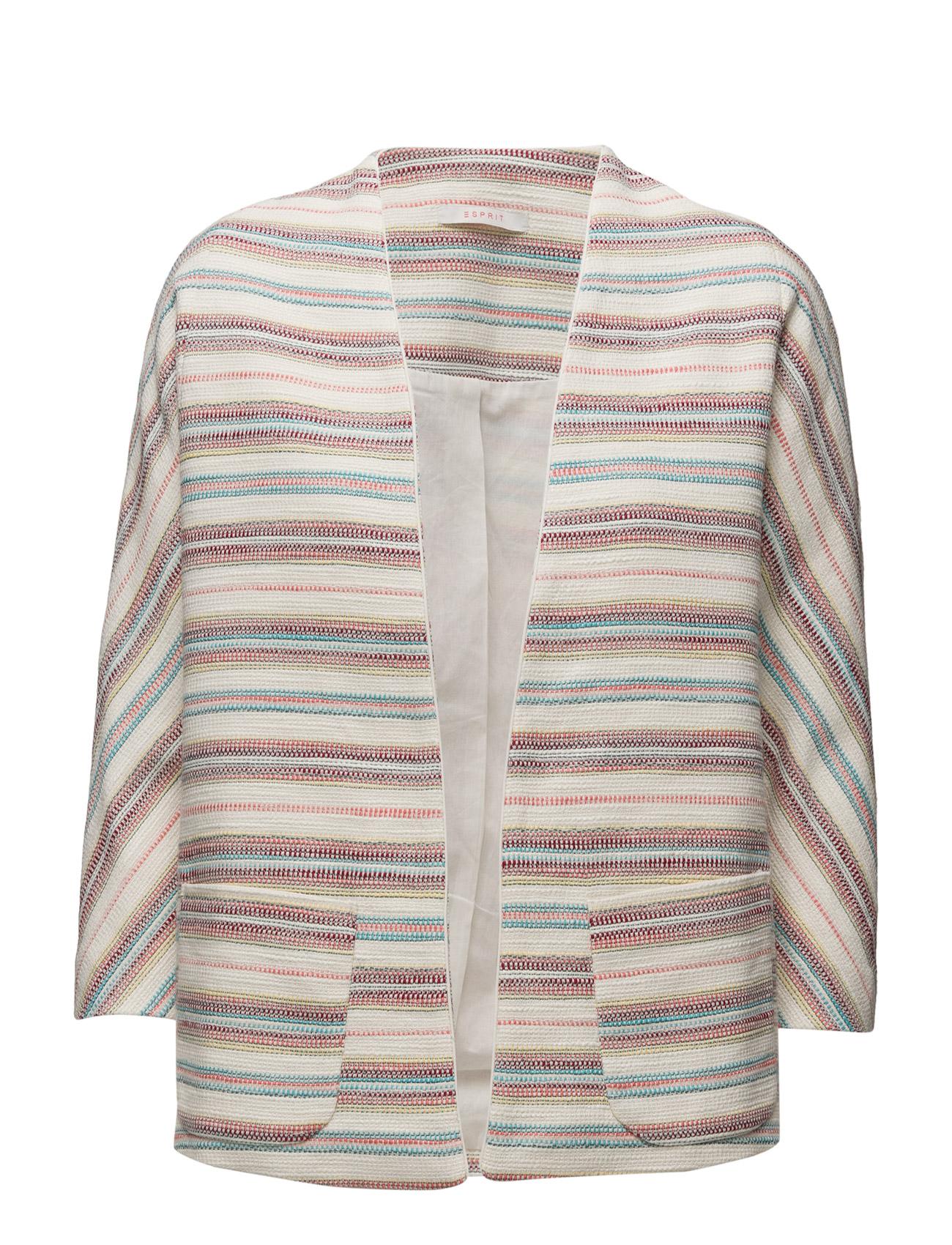 Jackets Indoor Woven Esprit Casual Jakker til Kvinder i Off White