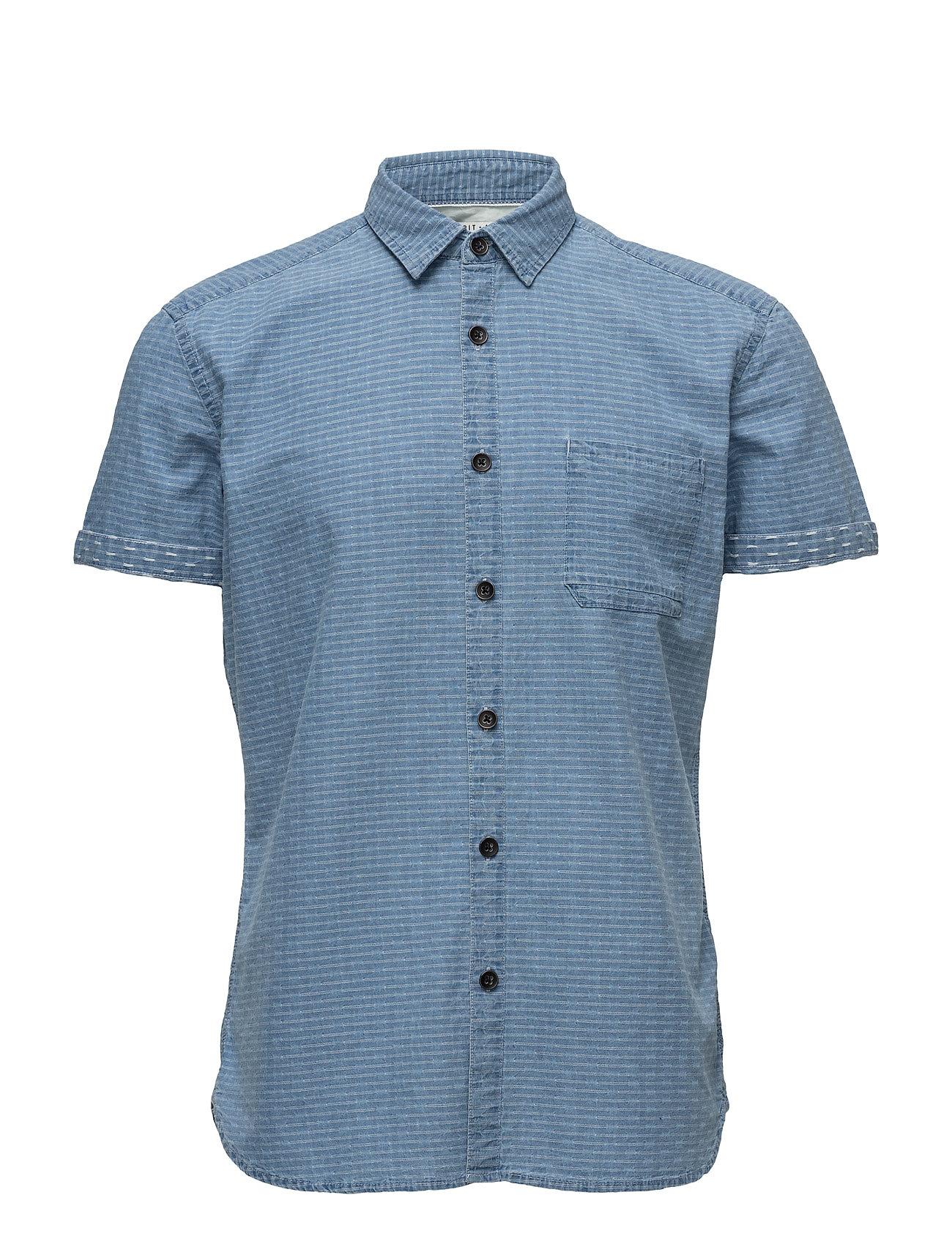 Shirts Woven Esprit Casual Kortærmede til Herrer i