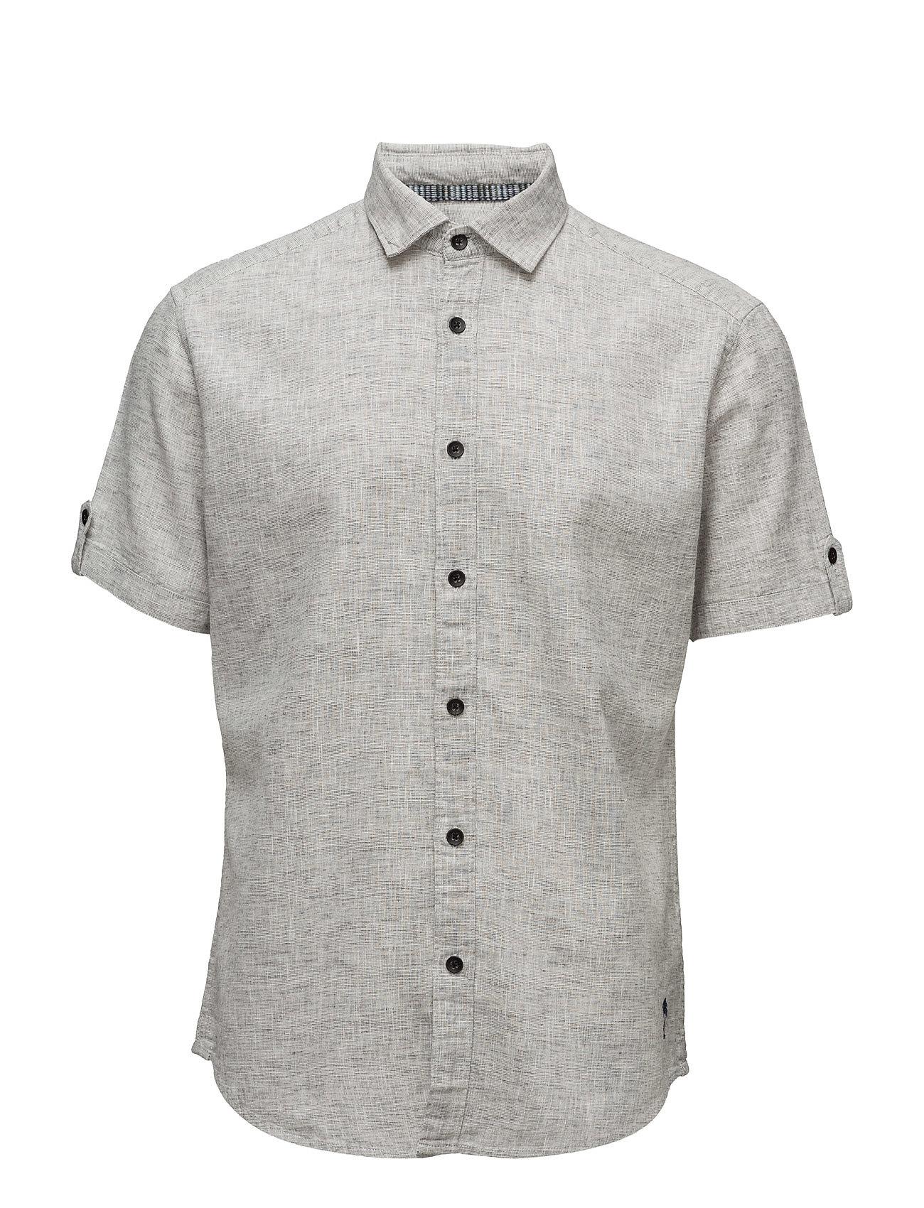 Shirts Woven Esprit Casual Kort-Hylsa