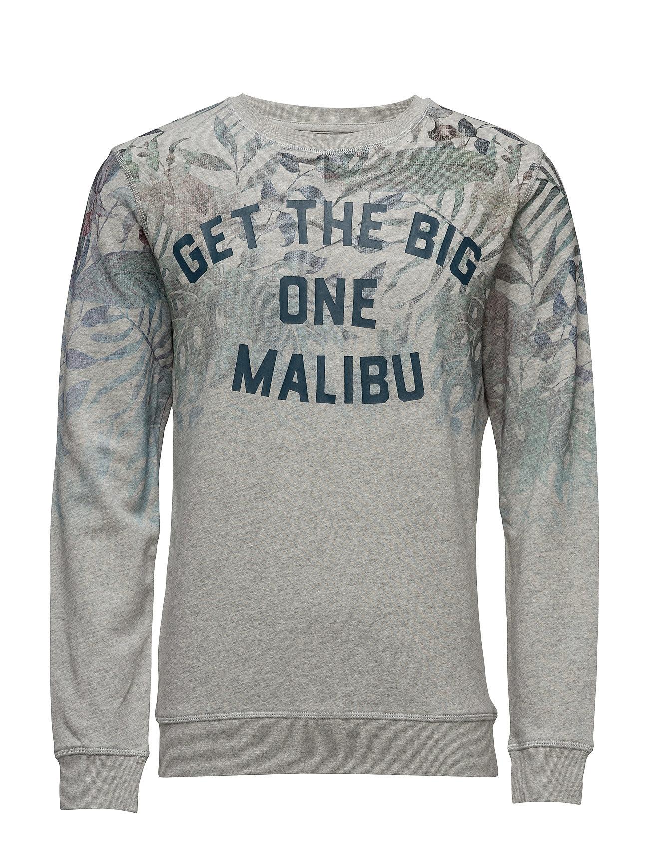 Sweatshirts Esprit Casual Striktrøjer til Mænd i Lysegrå
