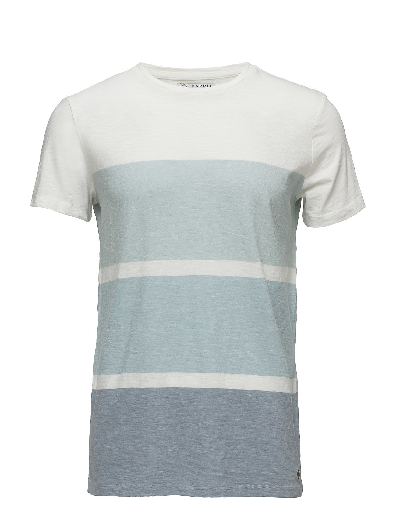 T-Shirts Esprit Casual Kortærmede til Herrer i hvid