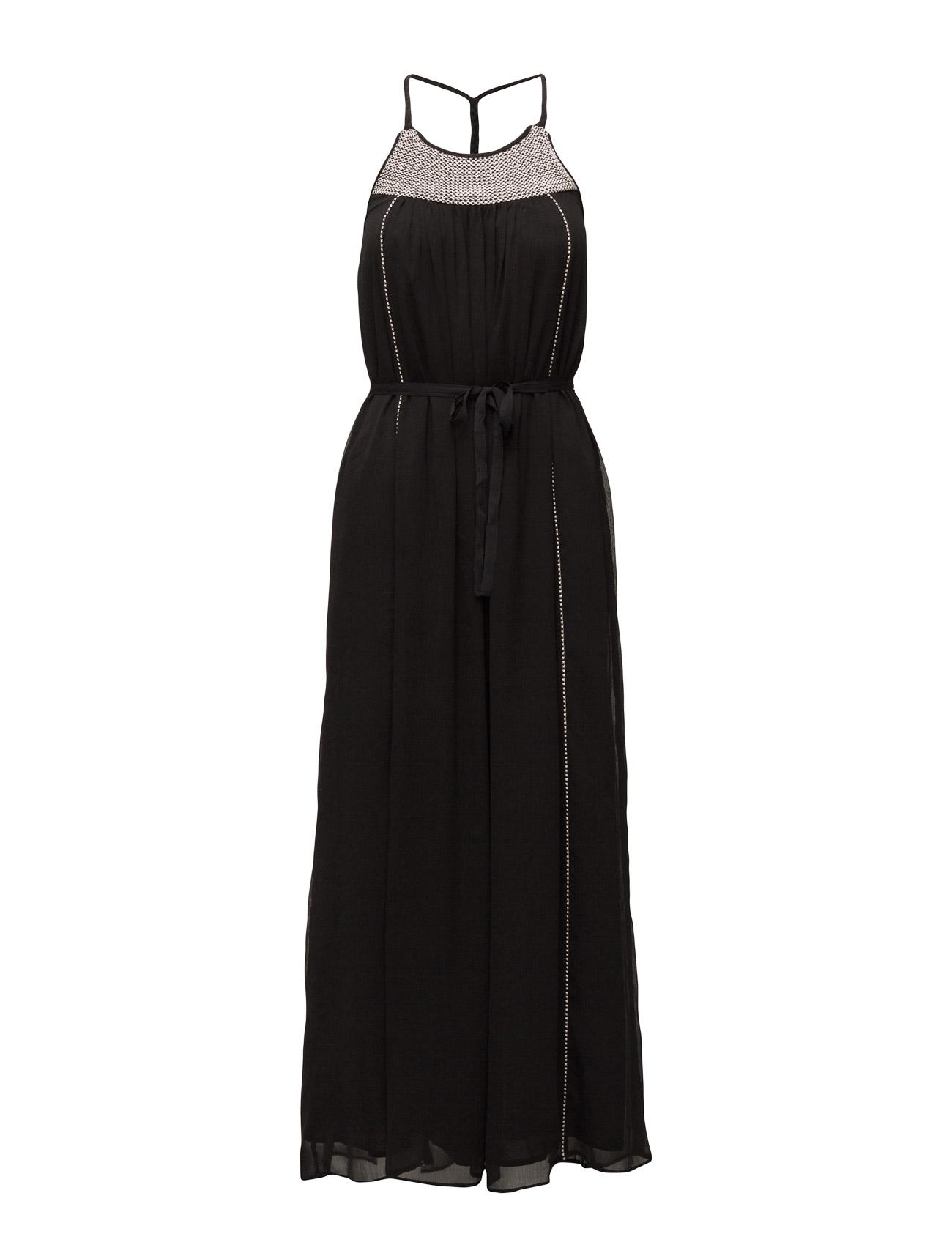 Dresses Light Woven Esprit Casual Maxi Kjoler til Damer i Sort