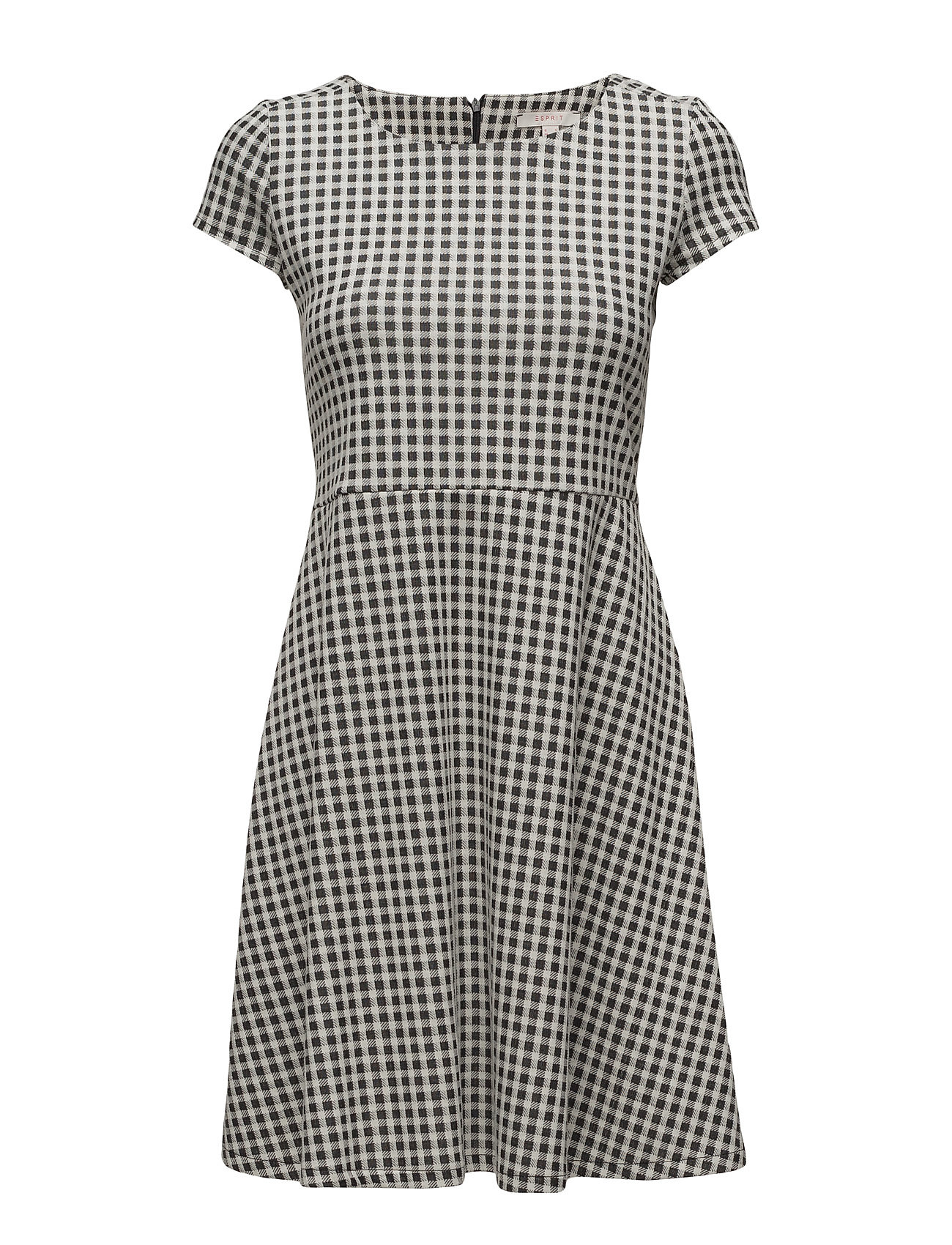 Dresses Knitted Esprit Casual Korte kjoler til Damer i Sort