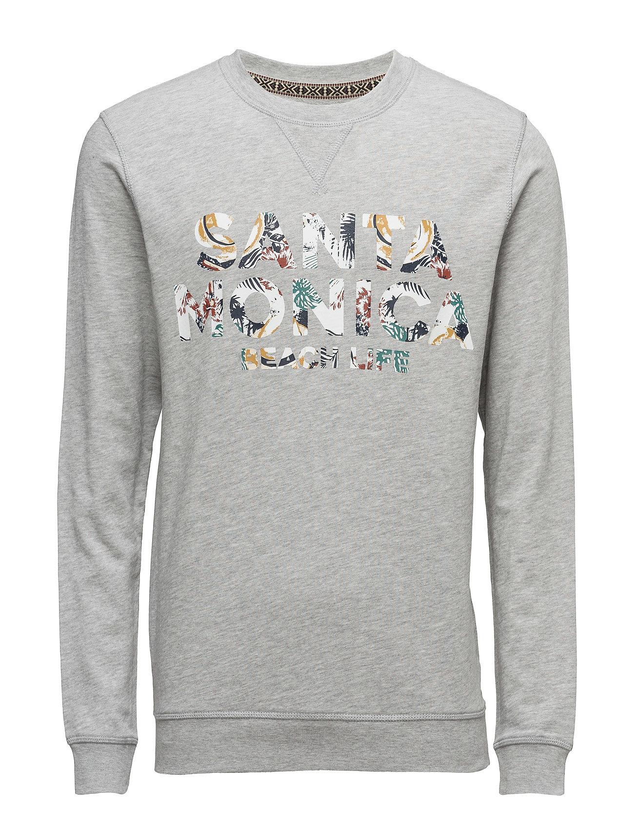 Sweatshirts Esprit Casual Sweat pants til Herrer i Lysegrå