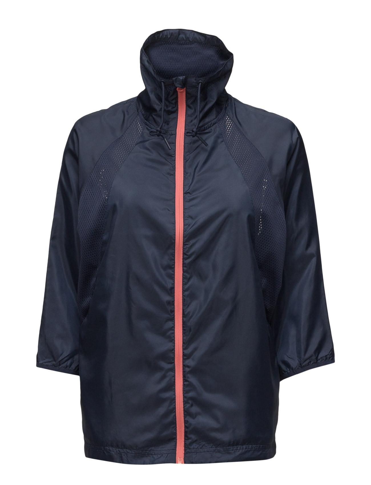 Jackets Outdoor Woven Esprit Casual Sports toppe til Damer i Navy blå