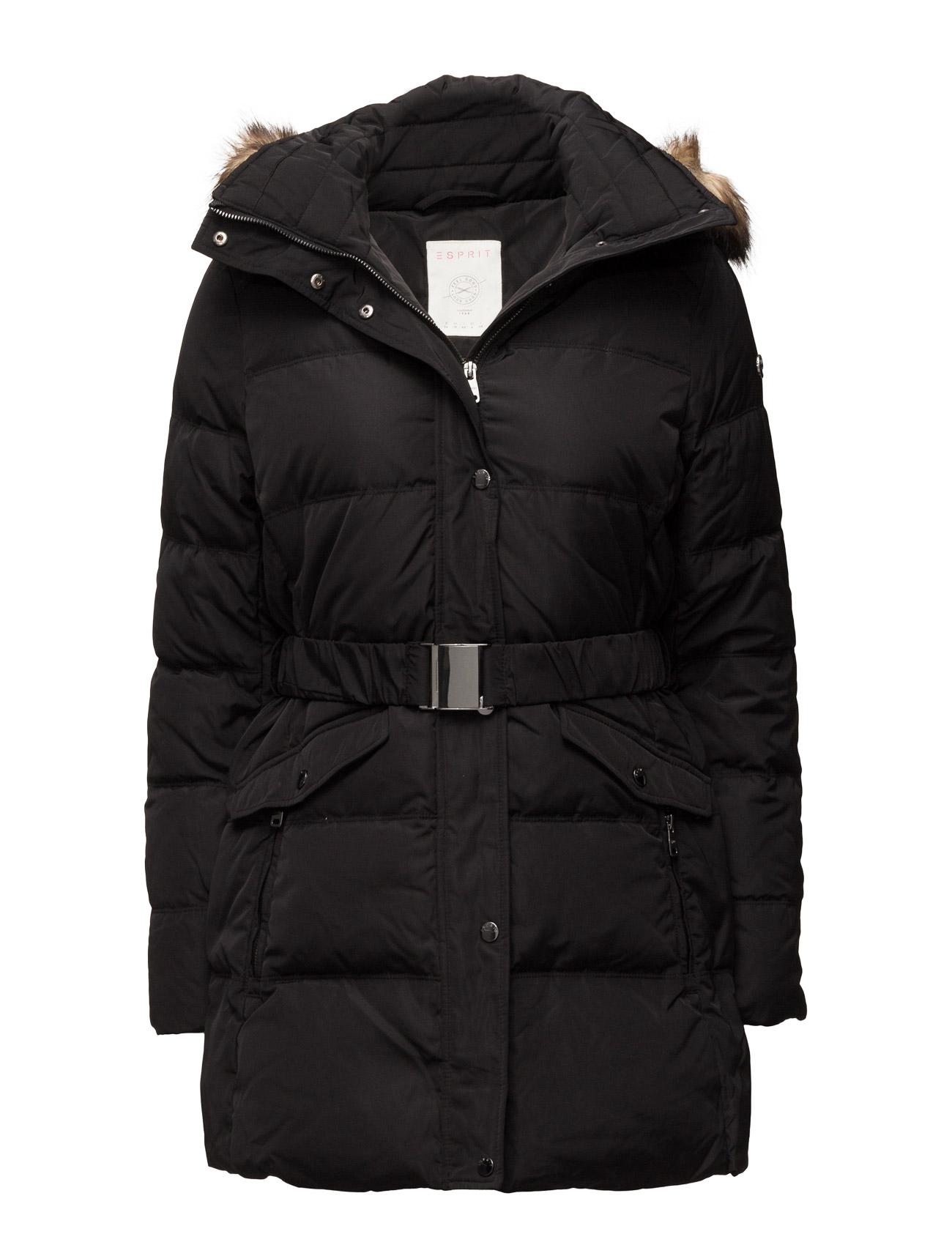 Coats Woven Esprit Casual Frakker til Damer i