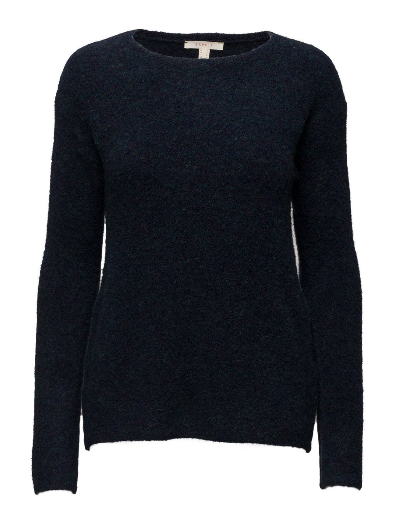 Sweaters Esprit Casual Sweatshirts til Damer i Navy 5