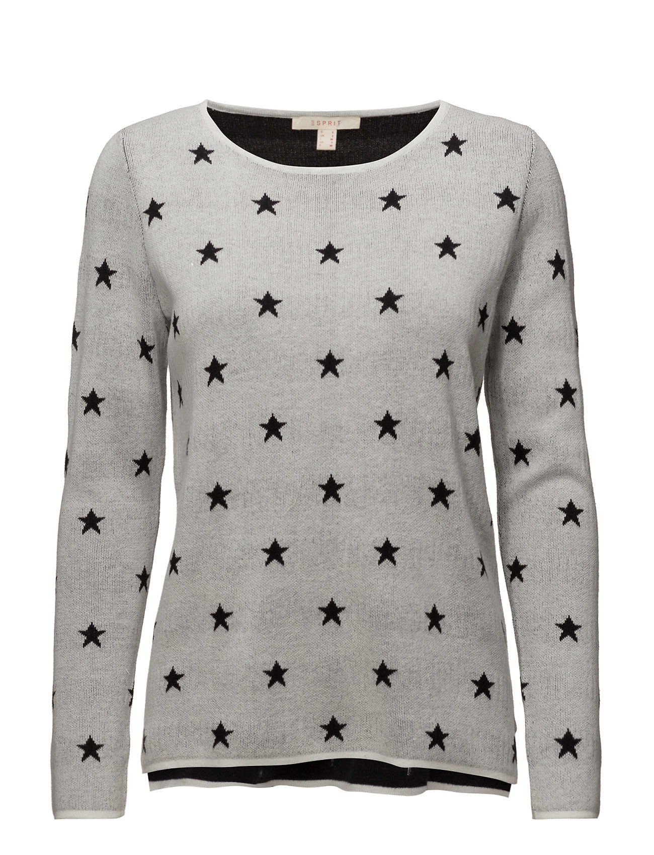 Sweaters Esprit Casual Sweatshirts til Damer i Off White