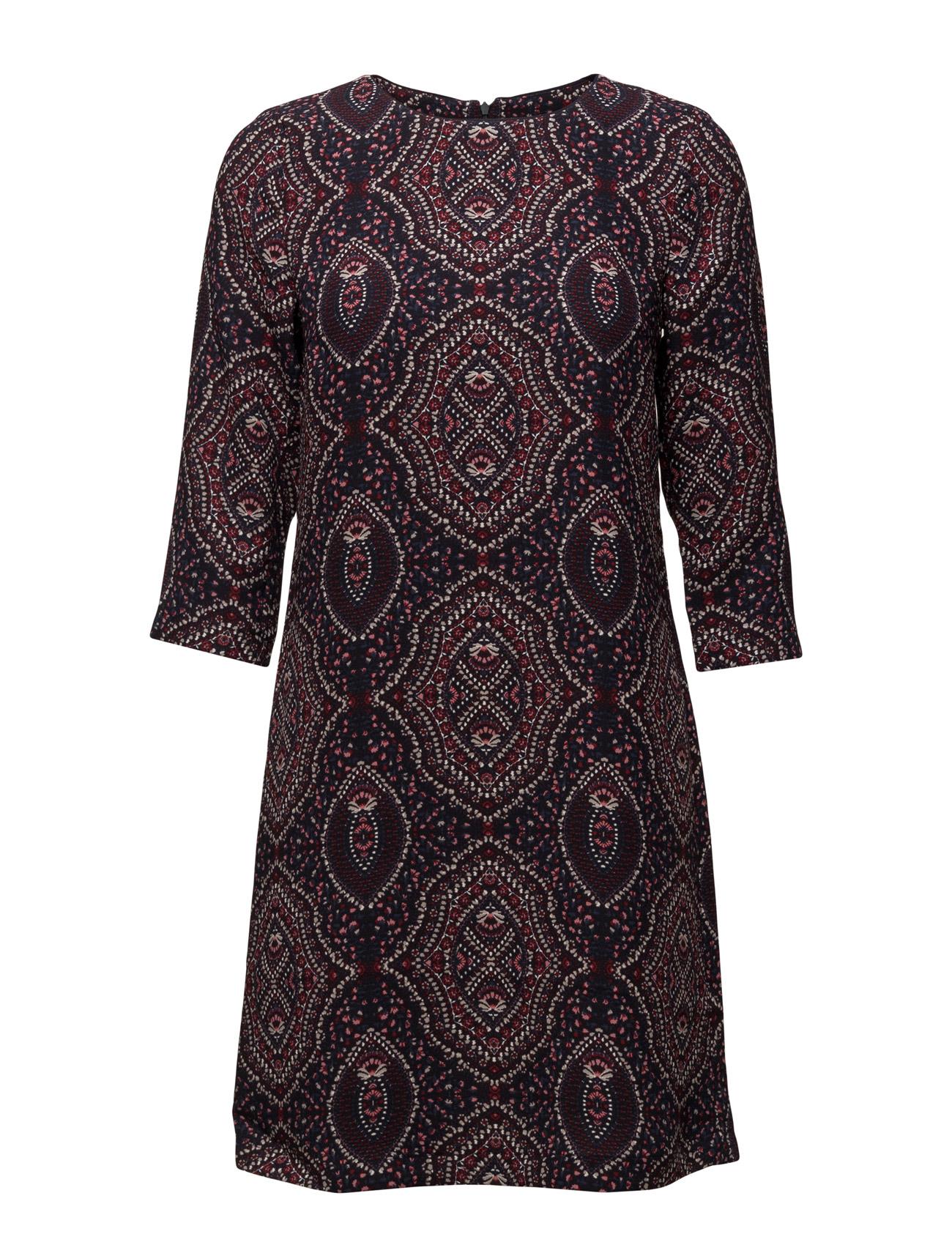Dresses Light Woven Esprit Casual Korte kjoler til Damer i Navy blå