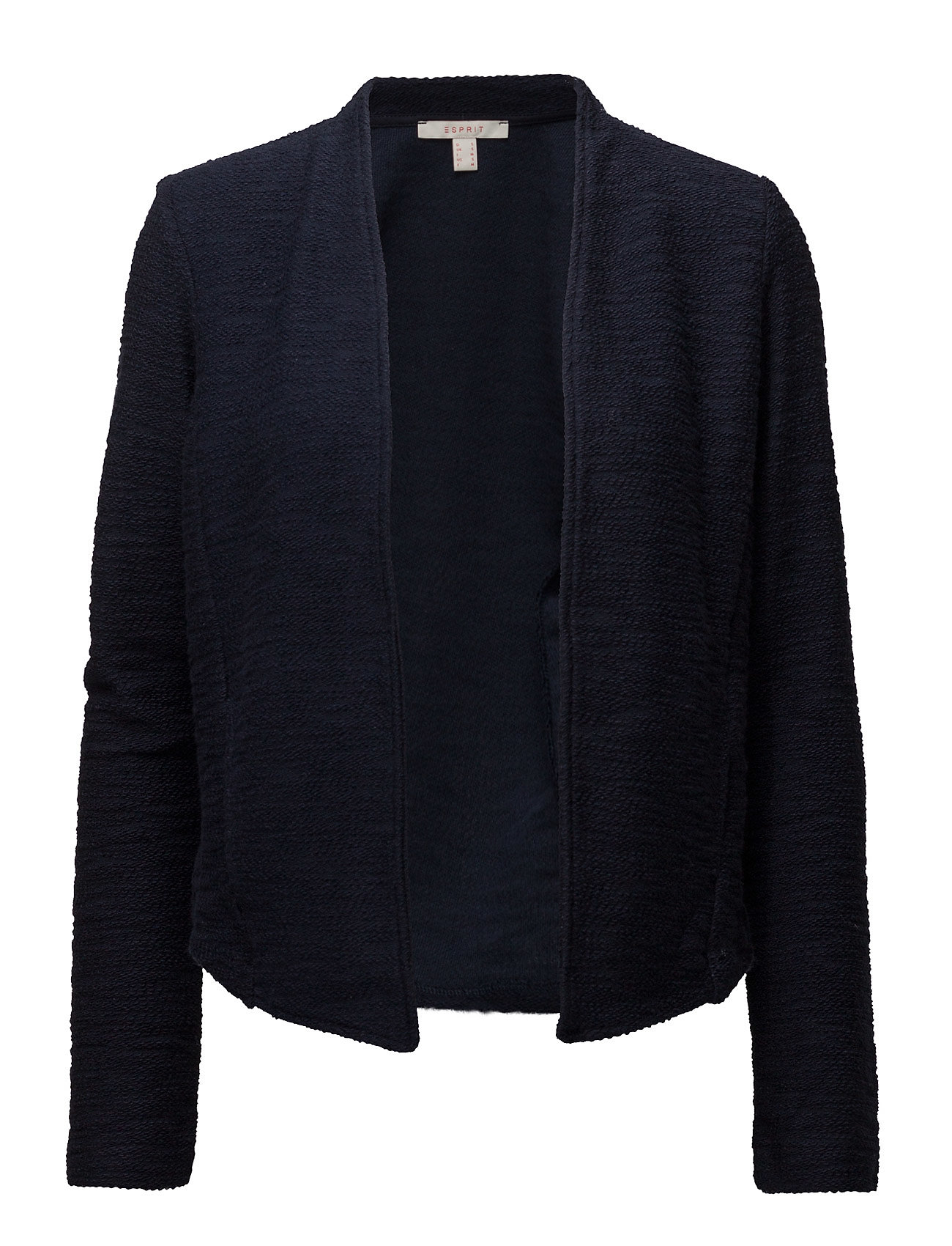 Jackets Indoor Knitted Esprit Casual Jakker til Damer i Navy blå