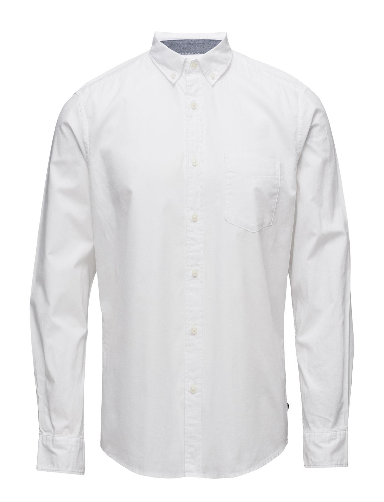 Shirts Woven Esprit Casual Business til Herrer i hvid