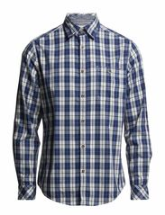 Shirts woven - INKED BLUE