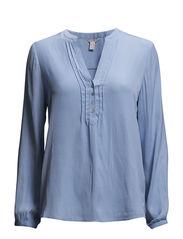 Blouses woven - SHIRT BLUE
