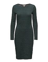 Dresses knitted - BOTTLE GREEN