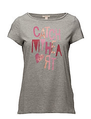 T-Shirts - LIGHT GREY 4