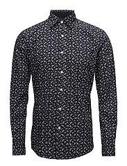 Shirts woven - DARK GREY