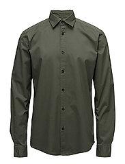 Shirts woven - GREEN