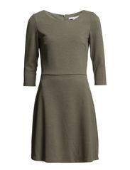 Dresses knitted - SAFARI GREEN