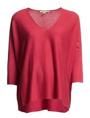 Sweaters - BLAZING PINK