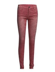 Pants woven - ROSE BRICK