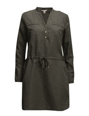 Dresses woven - REED KHAKI