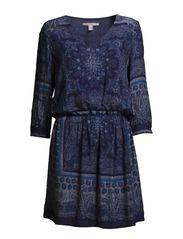 Dresses woven - MALDIVE BLUE