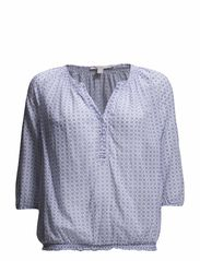 Blouses woven - BLUE AGATE