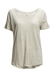 T-Shirts - ARENITE BEIGE