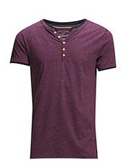 T-Shirts - PINK MELANGE